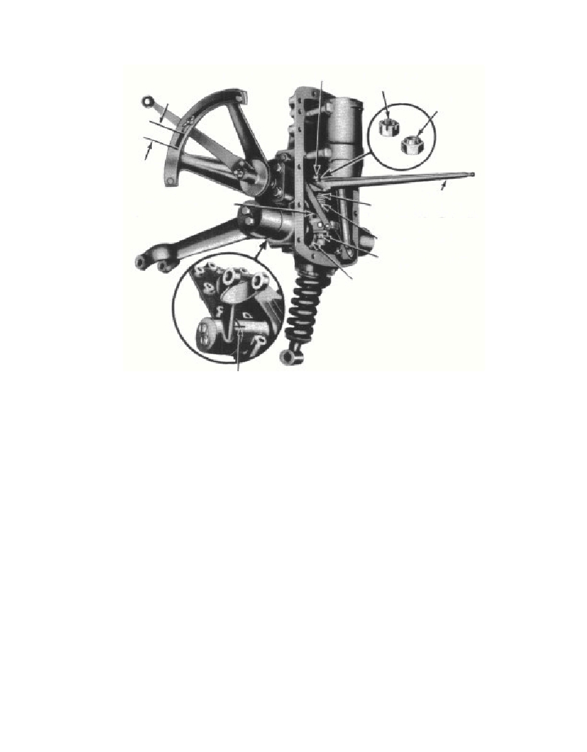 Ford 8n Hydraulic Control Lever : Ford n service manual page