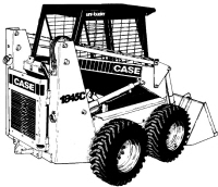 case 1845c uni loader service manual newoldmanuals com backhoe rh newoldmanuals com Case 1845C Specifications Case 1845C Diagram