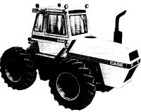 Case 4890 Tractor Service Manual