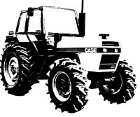 case 1490, 1690, 1494, 1594 tractor service manual