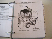 Case Service Manuals - Case 1835B Uni-Loader Service Manual