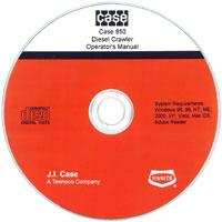 Case Service Manuals - Case 850 Crawler Service Manual