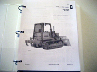 850d case dozer repair manuals