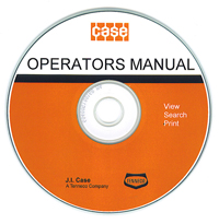 Case 1030 Series Comfort King Draft-O-Matic Wheel Tractor Operator&#39s Manual