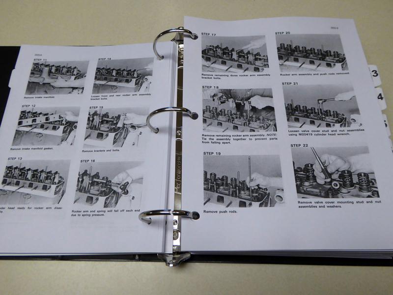 Case Service Manuals - CASE 580C Construction King Backhoe