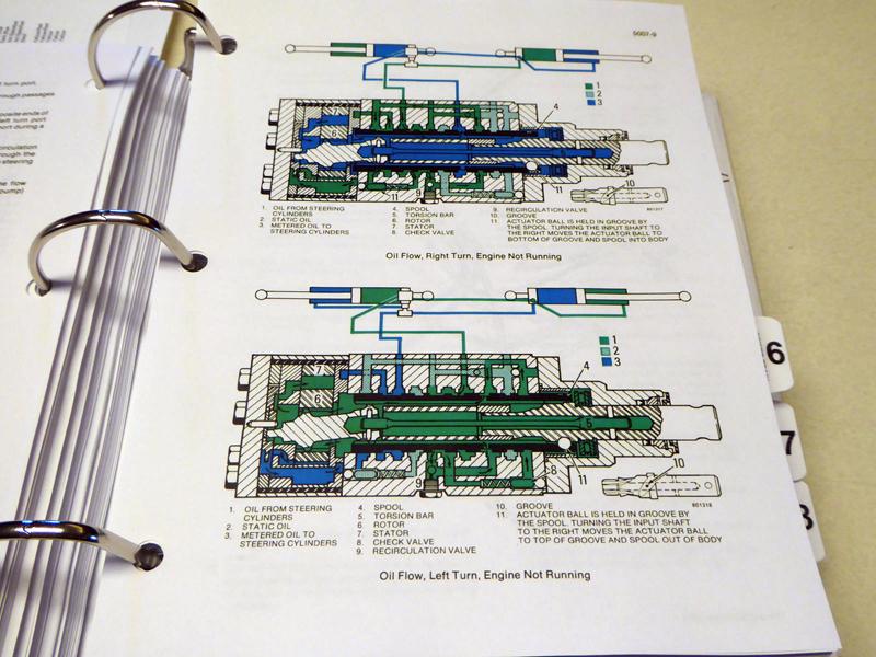 case 580e/580 super e loader backhoe service manual
