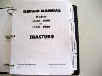 Ford 1900 Service Manual