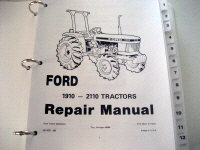ford  tractor owners manual programs
