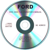 ford 455c 555c 655c tractor loader backhoe service manual ford 555c 655c tlb tractor loader backhoe operator s manual