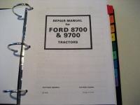 ford 8700 9700 tractor service manual. Black Bedroom Furniture Sets. Home Design Ideas