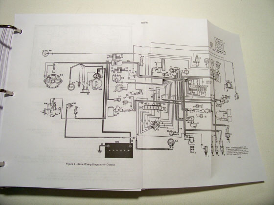 Case 580 C Wiring Diagram