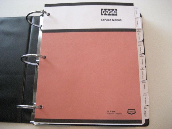 Case 580ck Loader Backhoe Service Manual Repair Shop Book