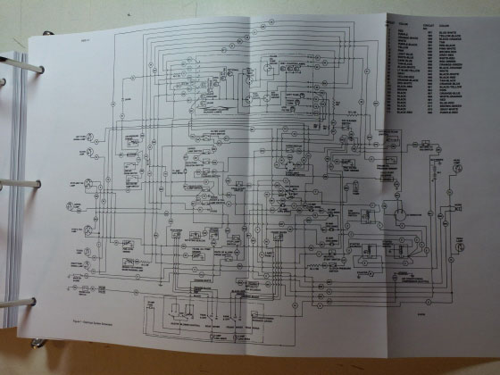 Case tractor wiring diagram images