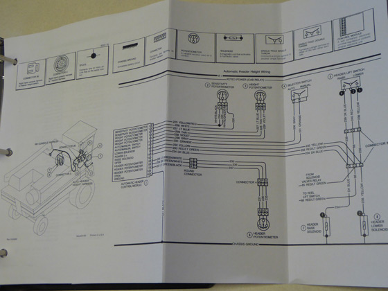 Case 160016201640   1660   1666167016801688 AxialFlow Combine Service Manual   eBay