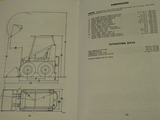 case 1816 uni loader skid steer operators manual owners maintenance rh ebay com case 1816b wiring diagram 1816B Case Uni-Loader