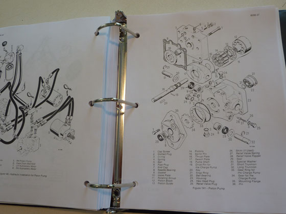 4 case 1816, 1816b, 1816c uni loader skid steer service manual  at edmiracle.co