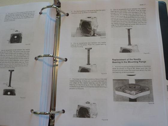case 1816 1816b 1816c uni loader skid steer service manual repair rh ebay com