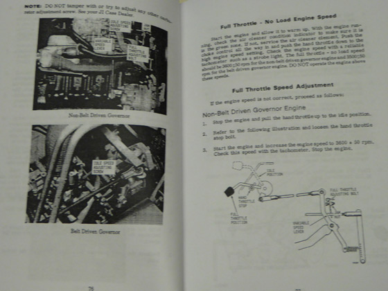 246c Skid Steer Operators Manual