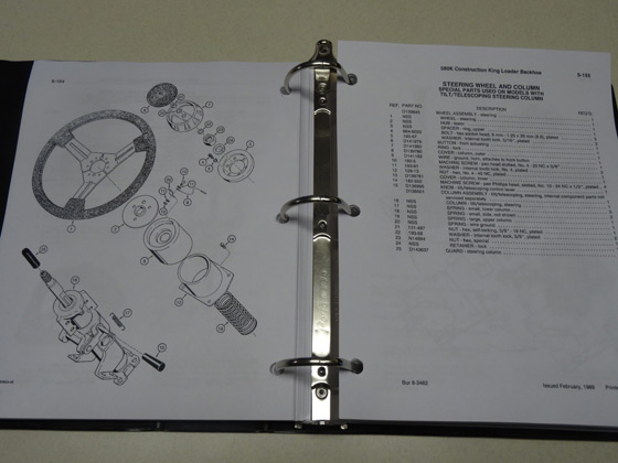 case 580k backhoe repair manual