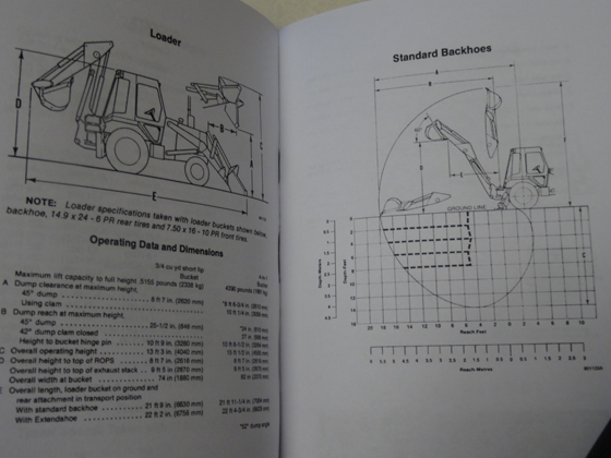 5 case 580e 580 super e loader backhoe owners operators maintenance case 580 super m wiring schematic at suagrazia.org