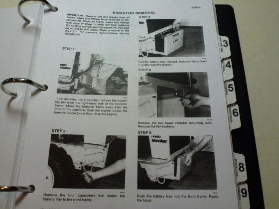 Case maxi sneaker Manual pdf