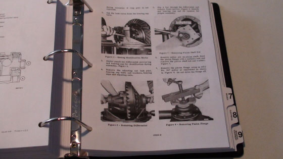 case w14 articulated loader service manual repair shop book new with rh ebay com