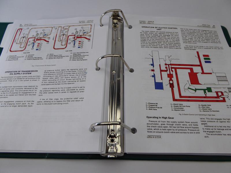 John deere jd450 b crawler technical service repair manual book manual image gallery fandeluxe Images