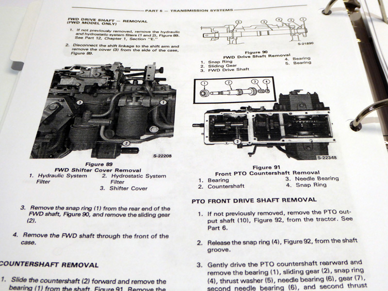 Ford 1120 Tractor Wiring Diagram For  Wiring Diagram For Mack Truck