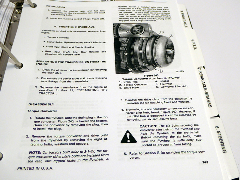 9 545 ford tractor wiring diagram ford electronic ignition 1993 ford 545 tractor cab wiring diagram at creativeand.co