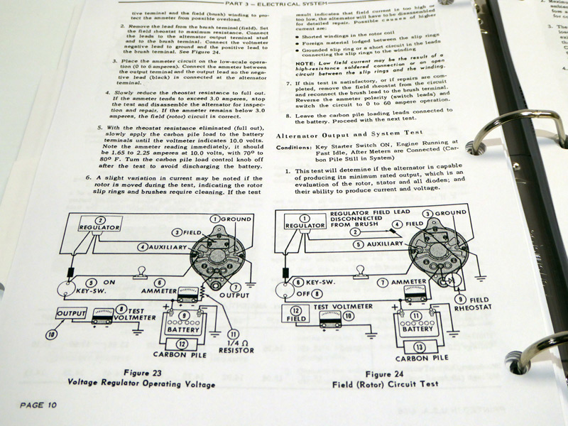 1976 ford tractor 8700 voltage regulator wiring diagram