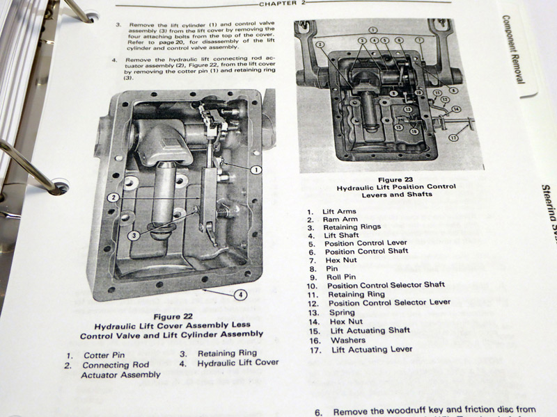 1991 ford wiring diagram ford 8700, 9700 tractor factory service manual repair shop ... ford 9700 diagram #8